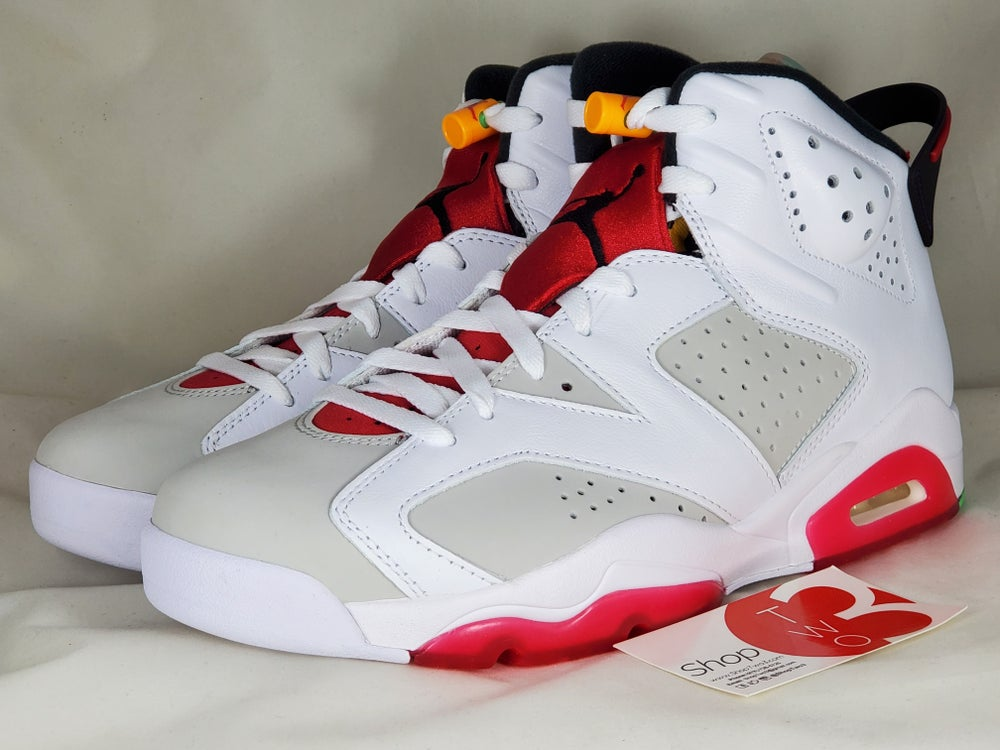 Image of Air Jordan 6 Retro Hares