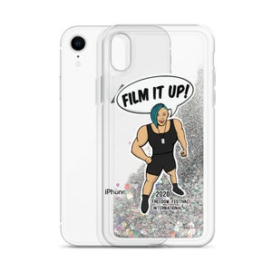 Image of Sgt. Slay Glitter iPhone Case