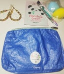 Image 5 of Classy & Fabulous Pouch And Denim Face Mask Bundle