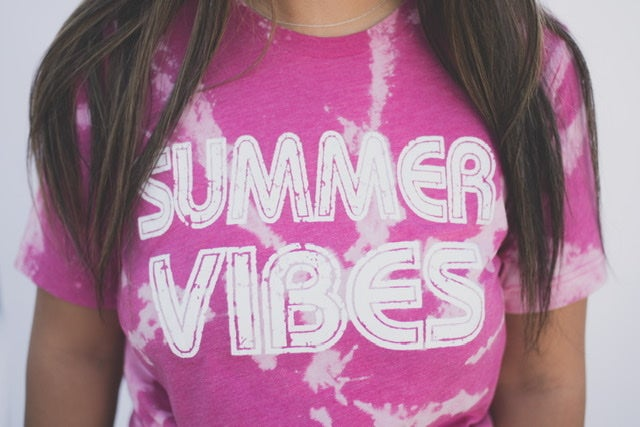 Image of Pink summer vibes
