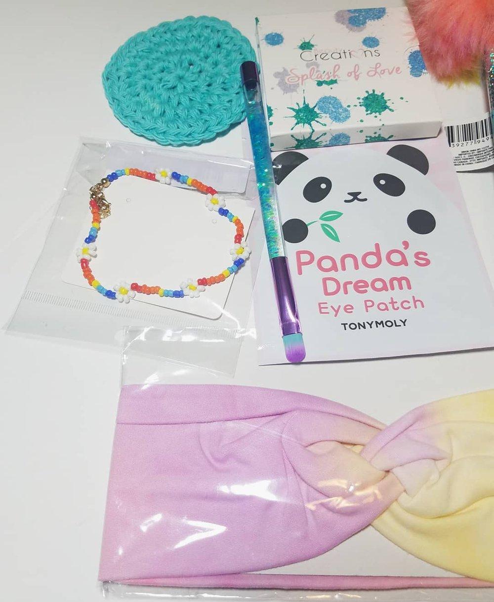 Splash Of Love Beauty Accessories Mini Bundle