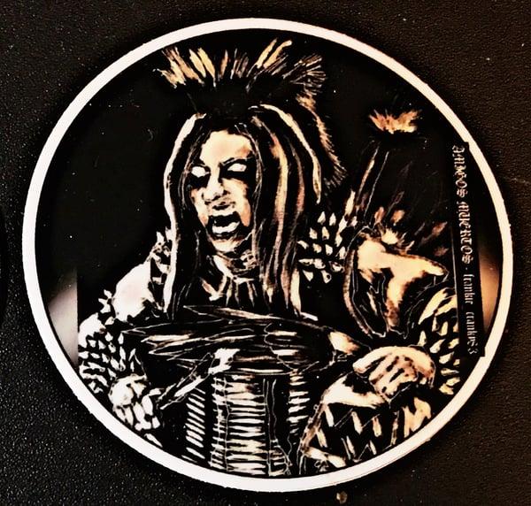 Image of Black Metal Indians