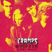 Image of LP.  The Cramps : Frank Further & The Hotdogs.     CBGB's 1978