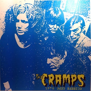 Image of LP.  The Cramps : 1976 Demo Session.    Featuring Miriam Linna