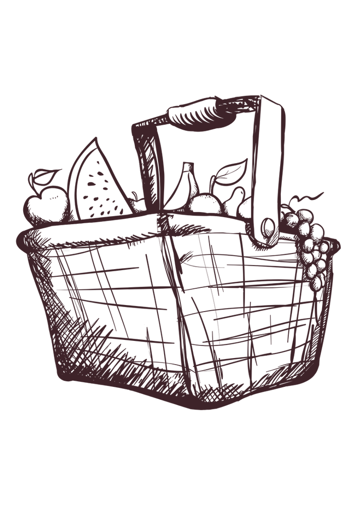 Image of 19th July - PICNIC HAMPER - Sunday Collection - 14:30-16:30