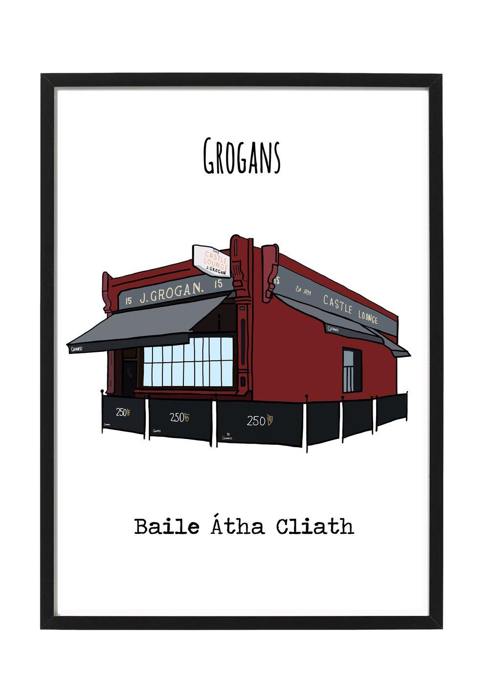 Grogans Pub - Dublin