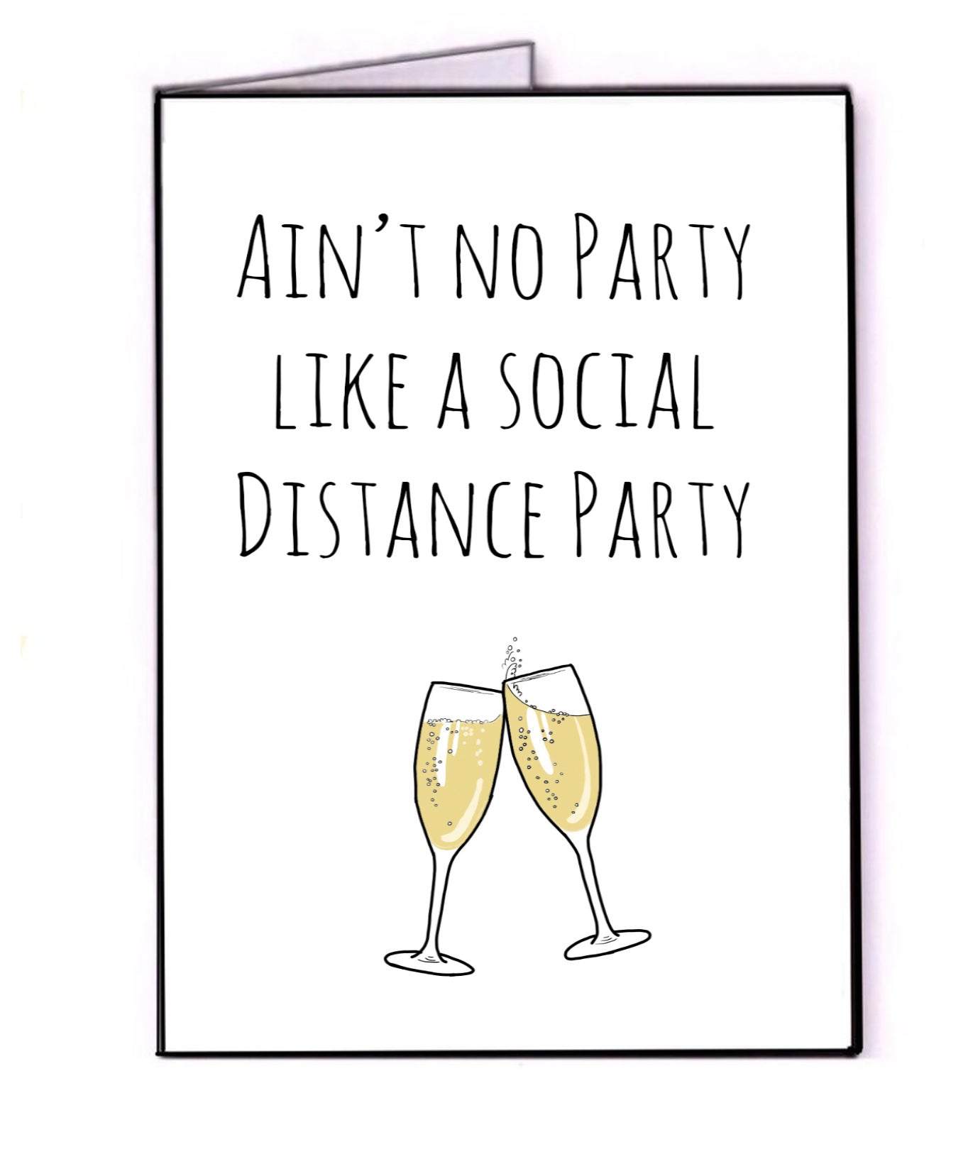 Image of Social Distance Party