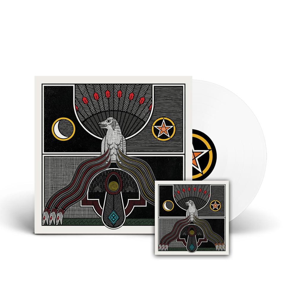 FAMILIA DE LOBOS 'Familia de Lobos' White Vinyl LP & CD-R