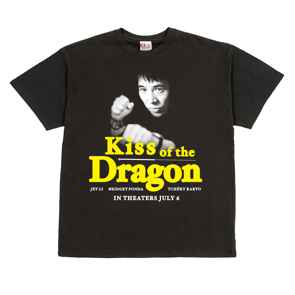 Image of Kiss of the Dragon