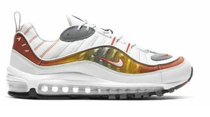 "Image of Air Max 98 SE ""Vast Grey/Team Orange"""