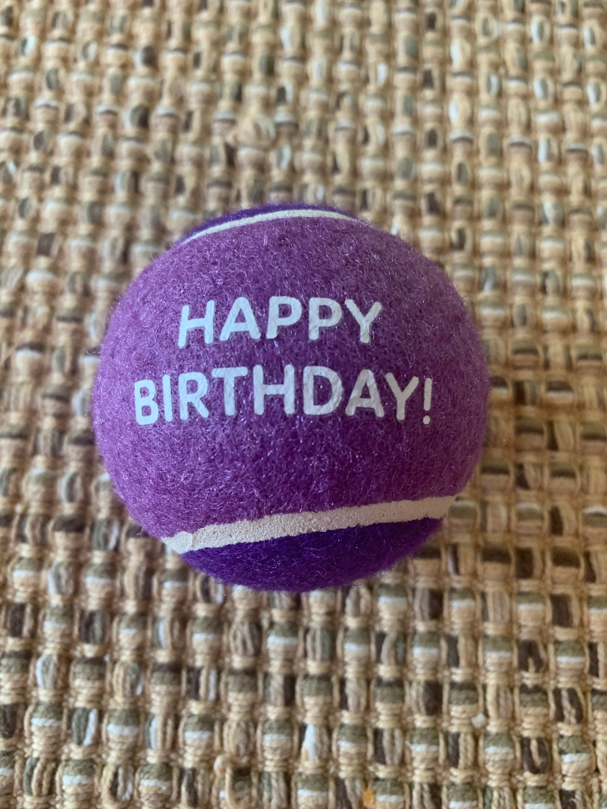 Image of Purple Birthday Ball