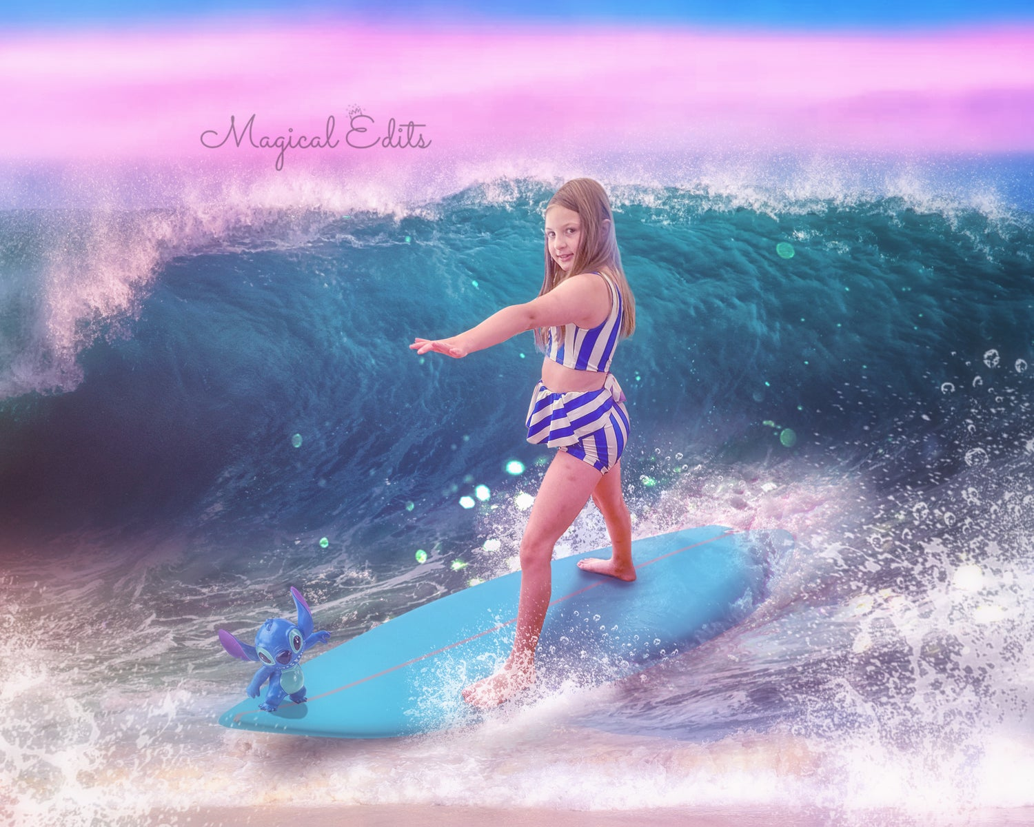 Image of Surf's Up Edit