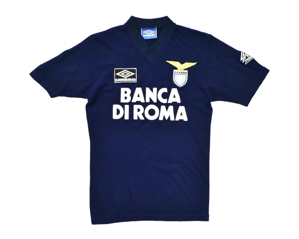 Image of 1992-93 Umbro Lazio Training Shirt S