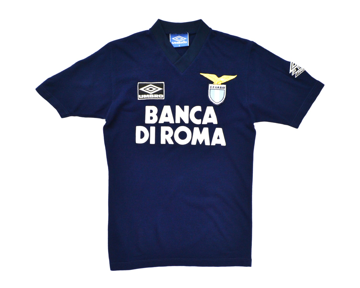 Image of 1992-93 Umbro Lazio Training Shirt S