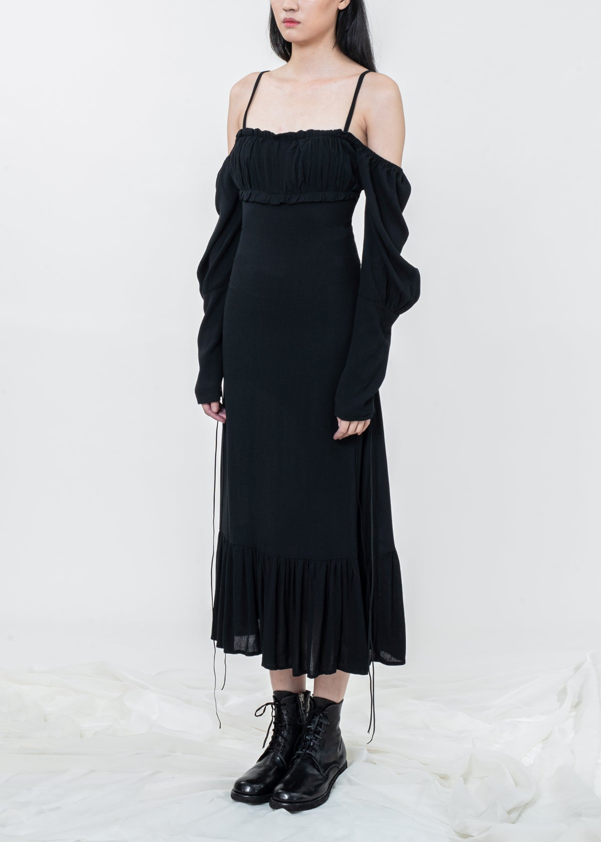 Image of Two Way Mermaid Midi Dress