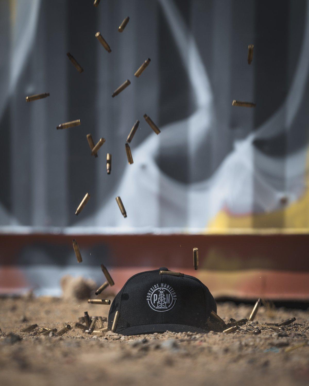 Image of OILERS SNAPBACK HAT