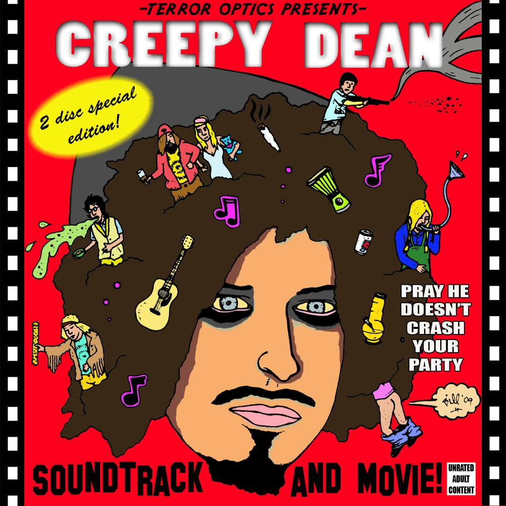 Image of Creepy Dean DVD/CD