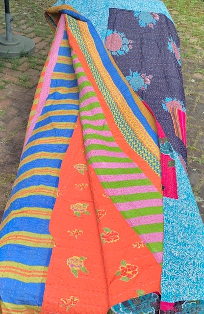 Image of Lisa Corti Gudri Quilts (Two Multi Colorways)