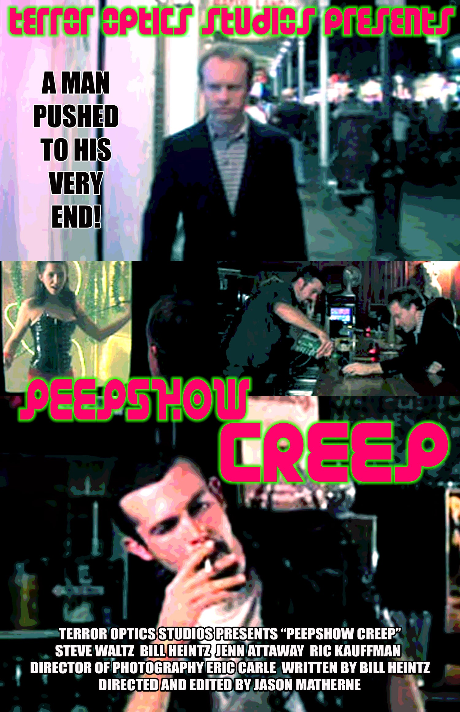 Image of Creepy Dean DVD/CD