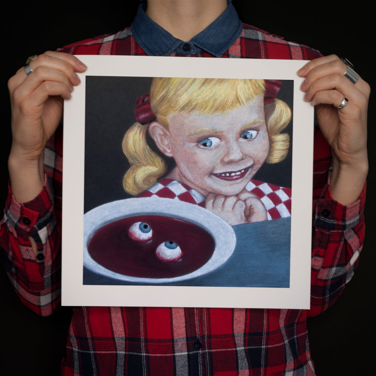 SINNY LIMITED EDITION GICLÉE PRINT