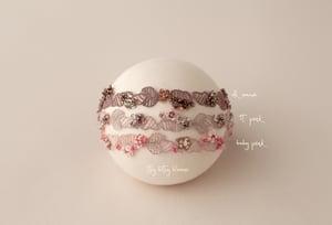 Image of Olivia Embroidered Headband