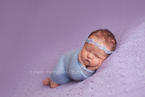 Image of Olivia Embroidered Headband