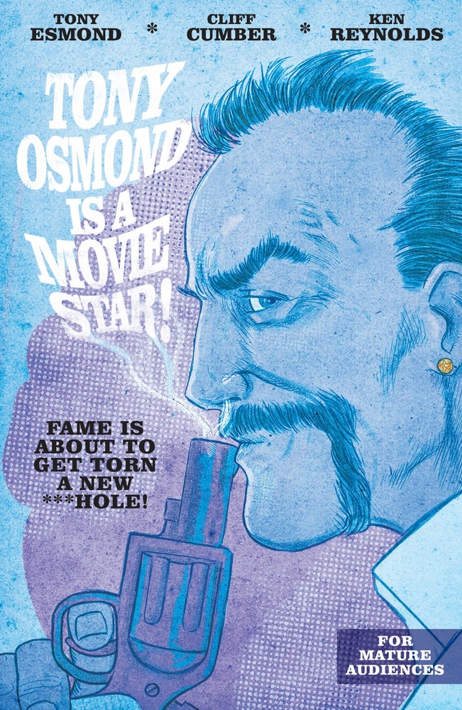 Image of 'Tony Osmond Is A Movie Star.' (Physical Copy).