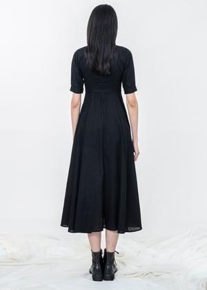 Image of Nicki V Neckline Dress