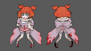 Image of Pennywife Acrylic Charms