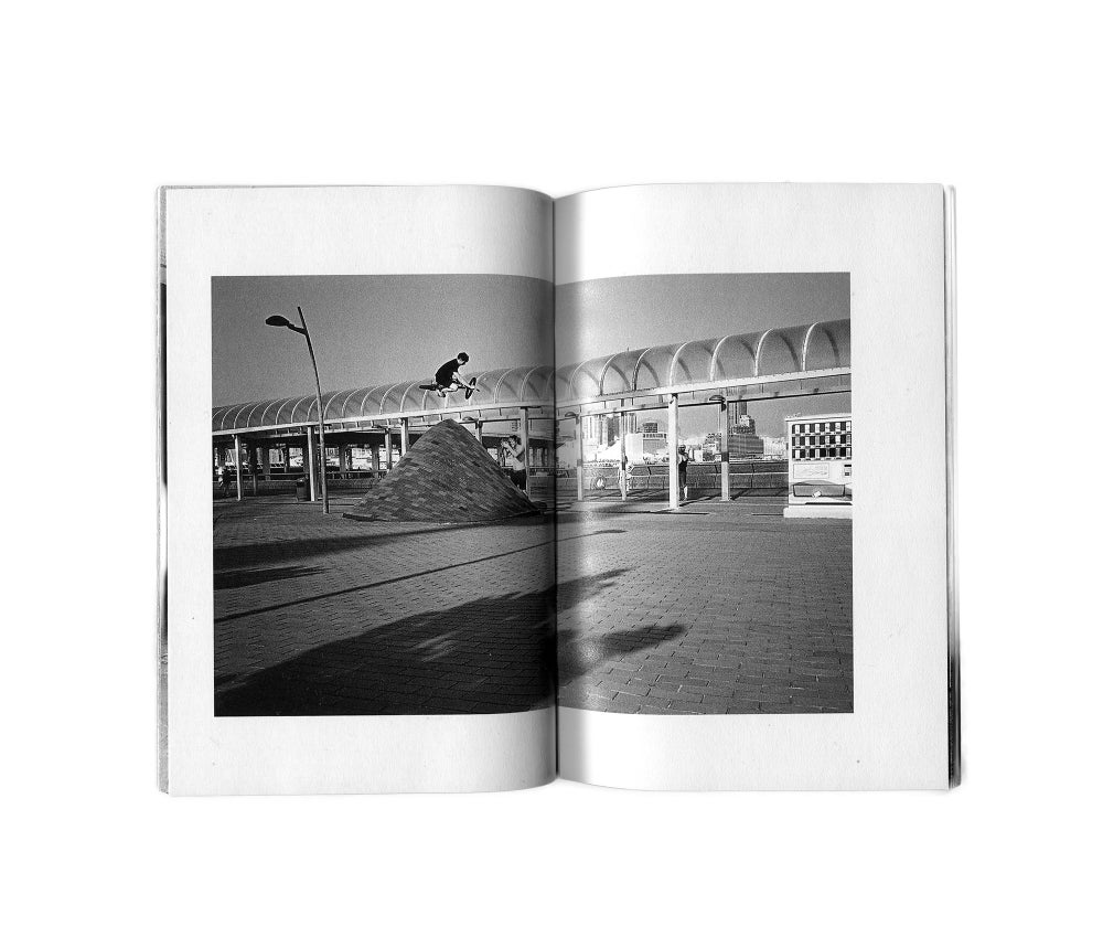 Image of Mike Tony's Cuts II Zine - Chris Cadot