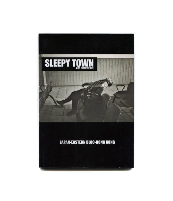 Image of Sleepy Town Scrapbook - Shanky