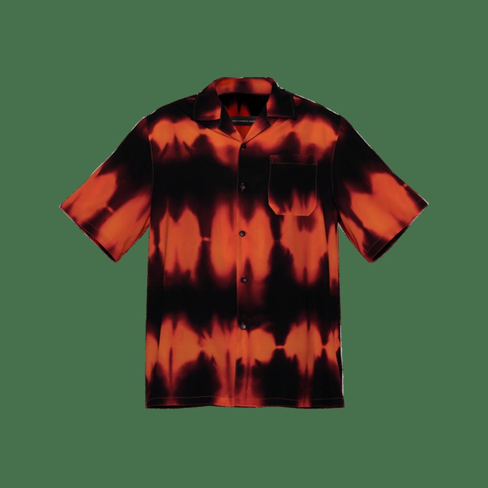 Image of ORANGE FLAME SHIRT
