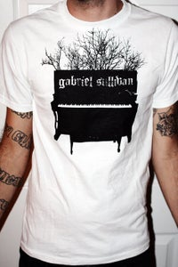 Image of White Piano Shirt