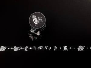 Image of Inner Wolf Holo Washi Tape