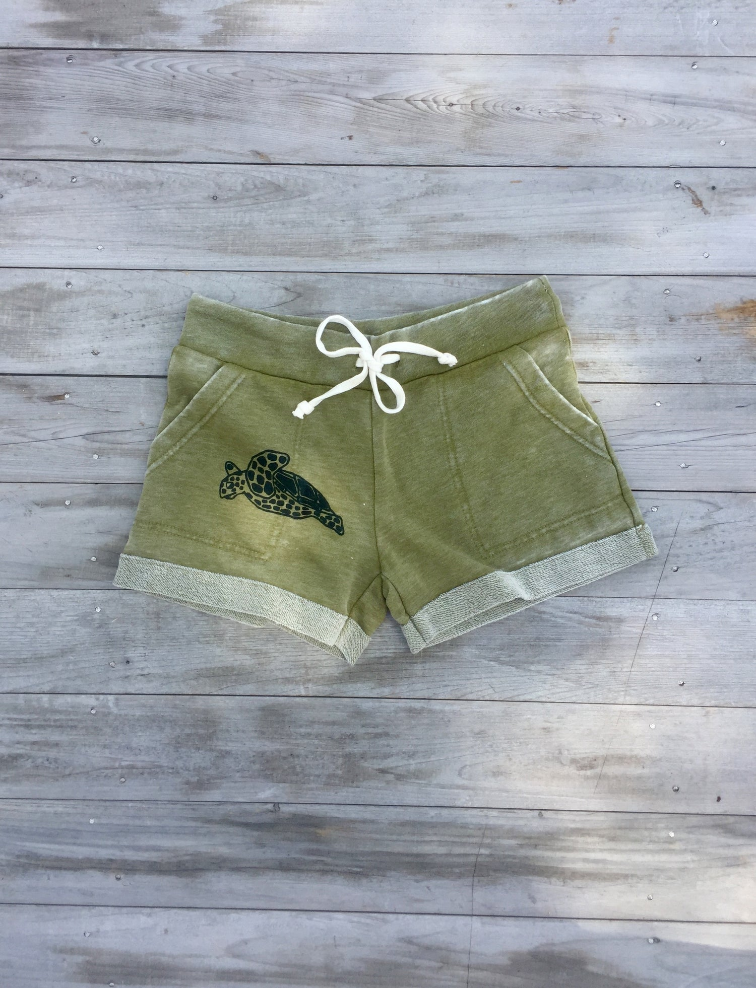 Image of Turtle Shorts