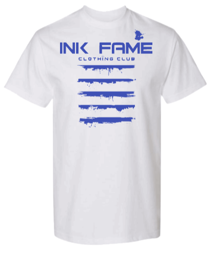 """Image of Ink Fame """"Signature"""" Drippin Paint Shirt"""