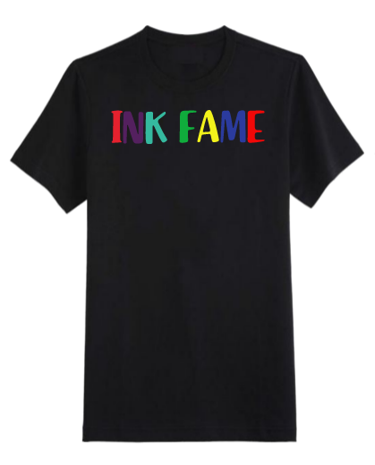Image of Ink Fame N Color Shirt