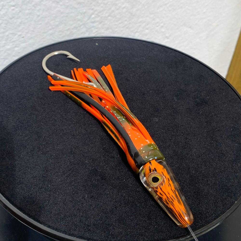 Image of Orange/Black Dart