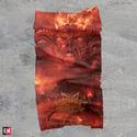 """Dark Funeral """"Angelus Exuro Pro Eternus"""" face shield"""