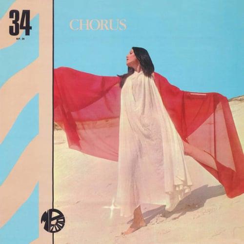 Image of Janko Nilovic-Chorus LP, Underground Records, UR215