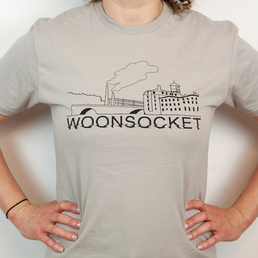 Image of Woonsocket T-shirt