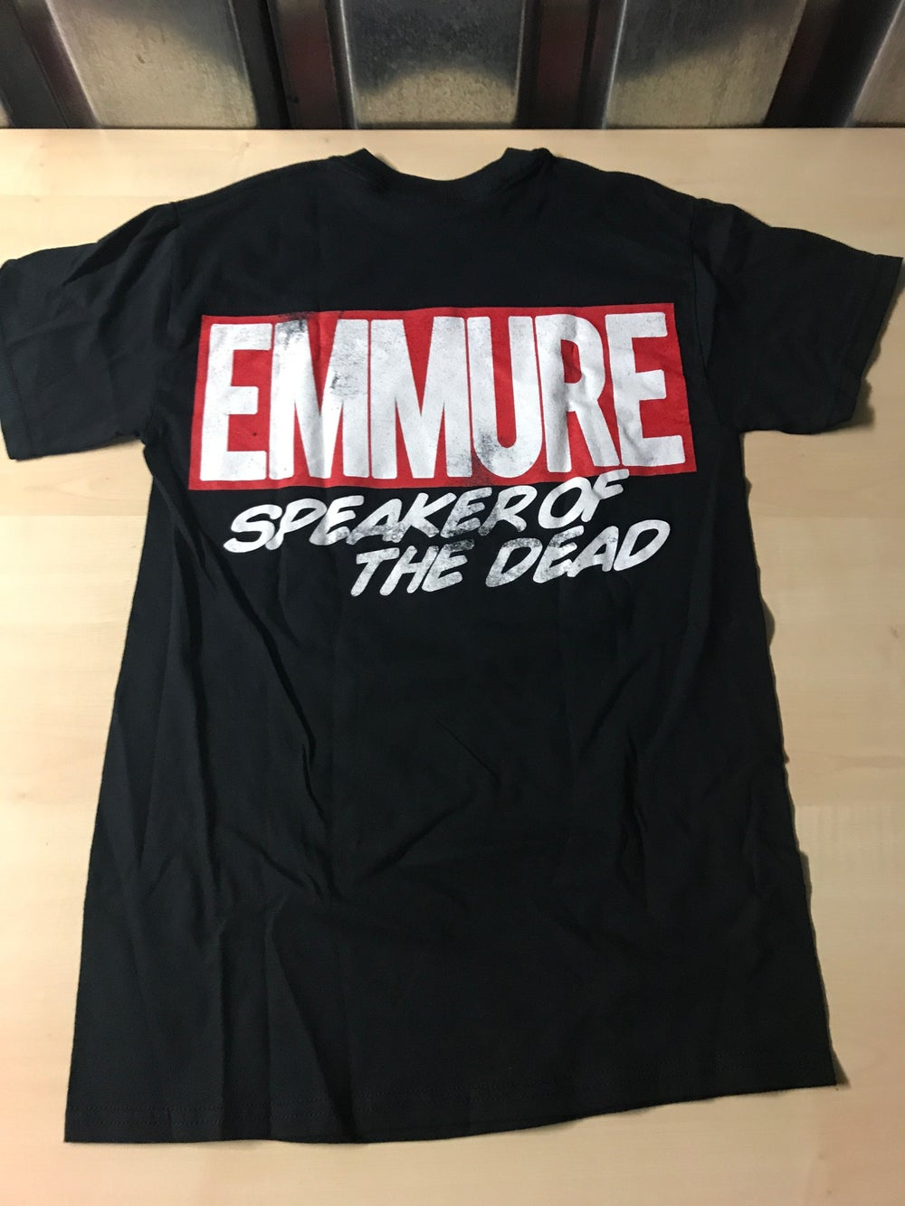 "EMMURE ""STAN"" SHIRT SIZE SMALL ONLY"