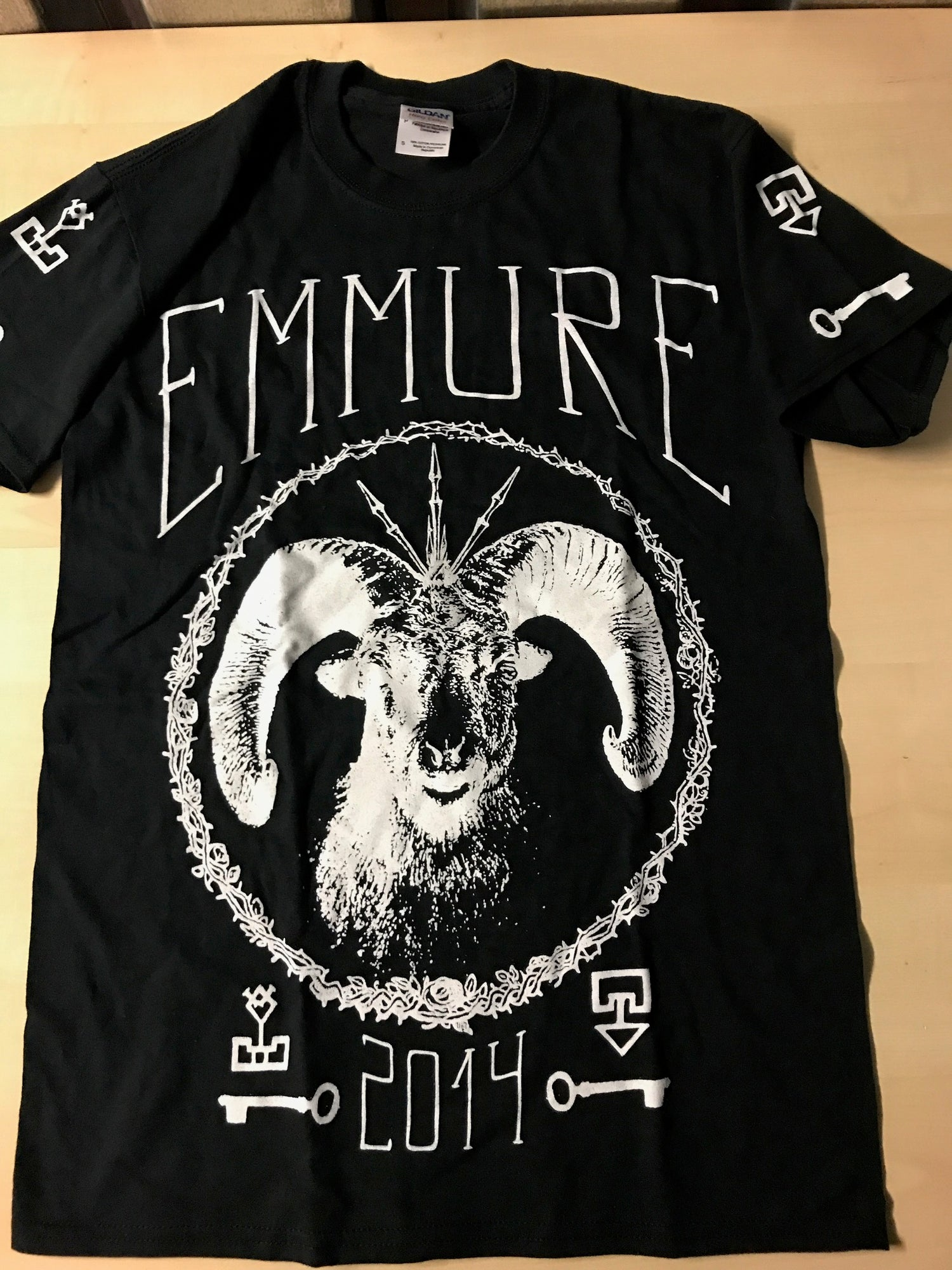 """Image of EMMURE """"GOAT"""" SHIRT"""