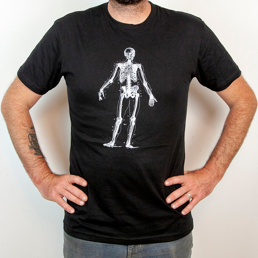 Image of Skeleton T-shirt