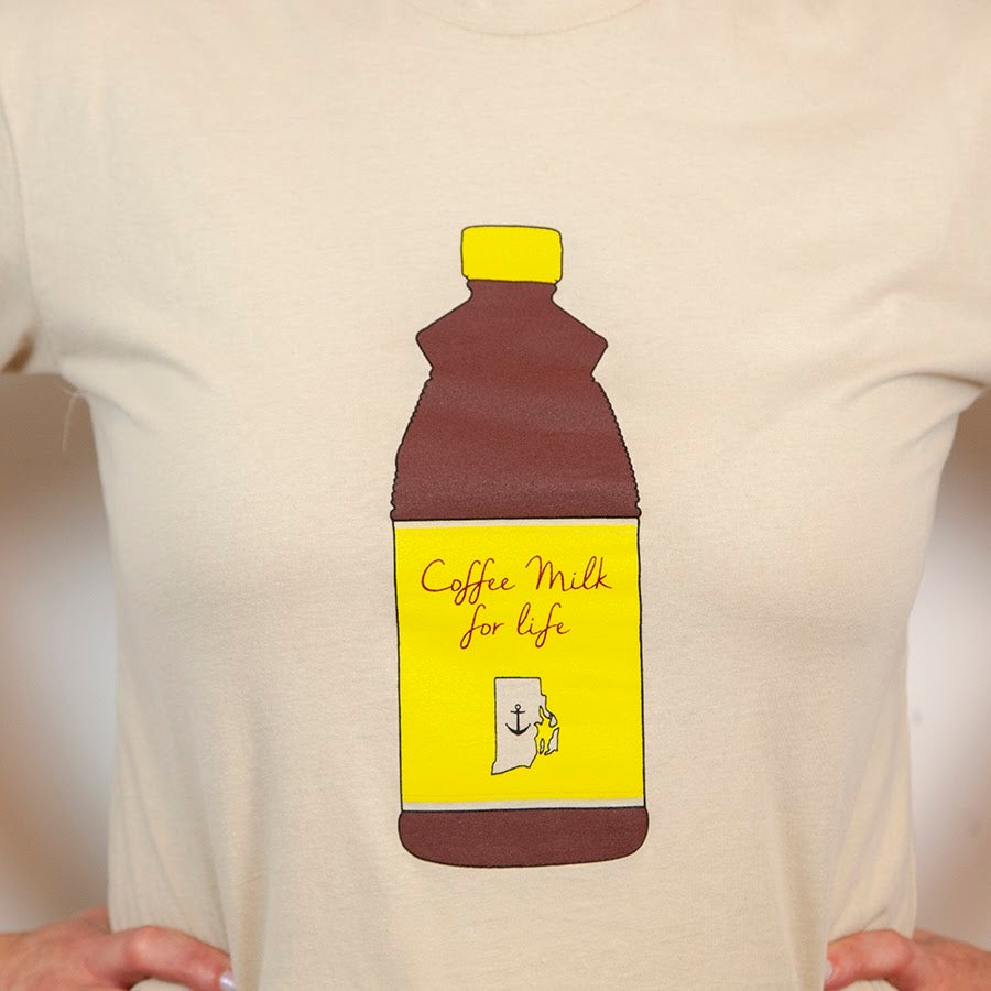 Image of Coffee Milk for Life T-Shirt