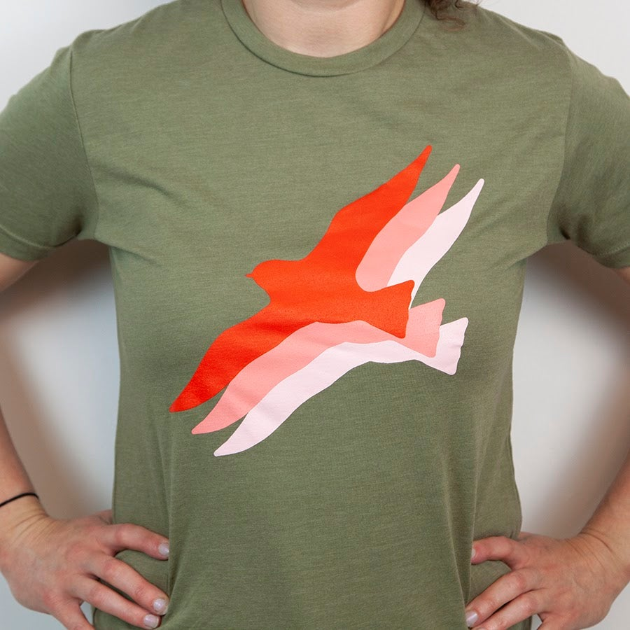 Image of Birds in Flight T-Shirt