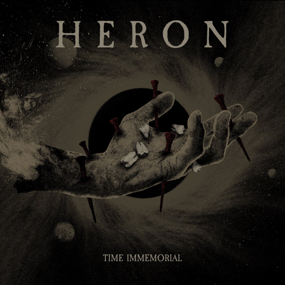 Image of CSC-018  Heron - Time Immemorial  Pre-Order