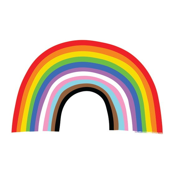 Image of PRIDE RAINBOW