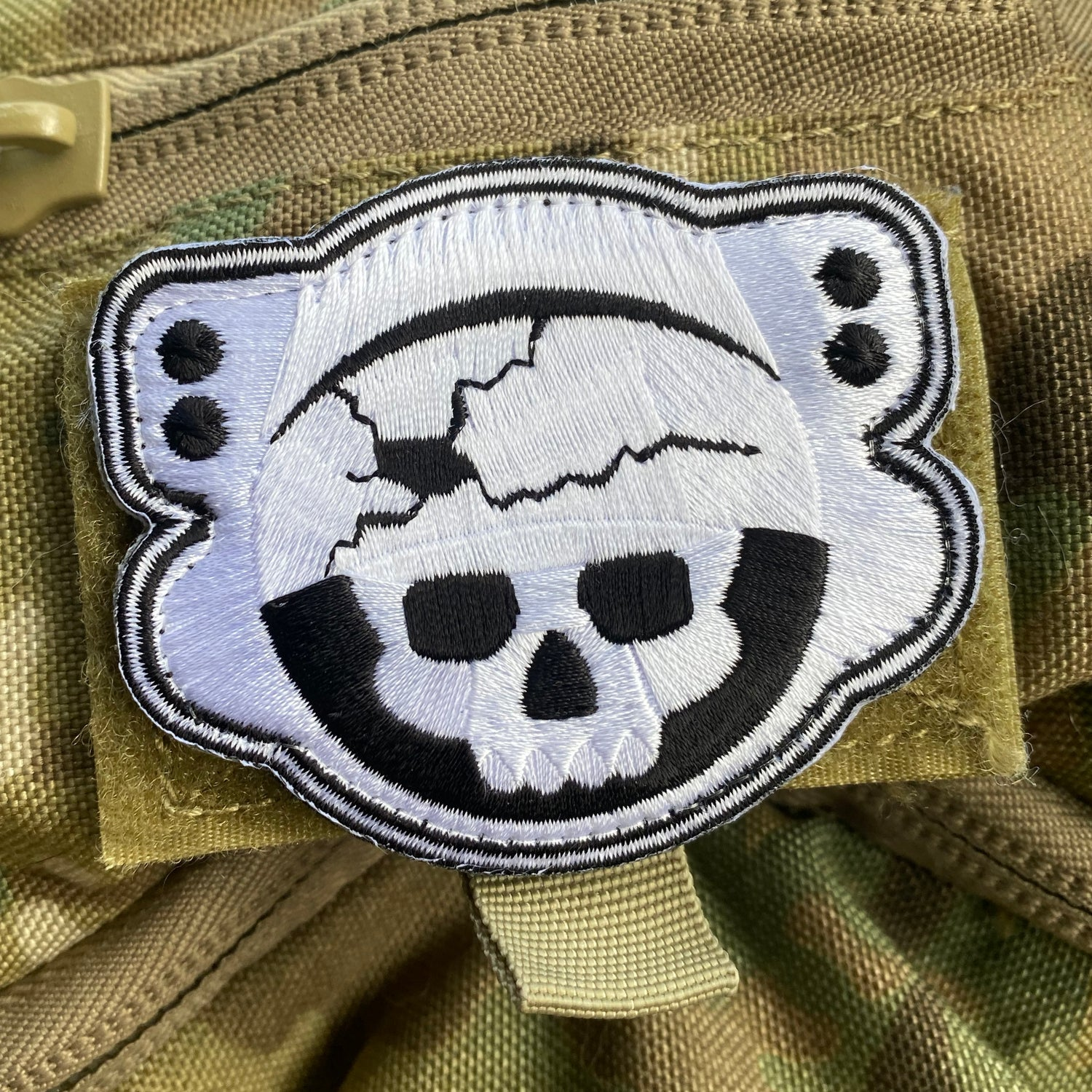 Image of Dead Spaceman Logo Patch