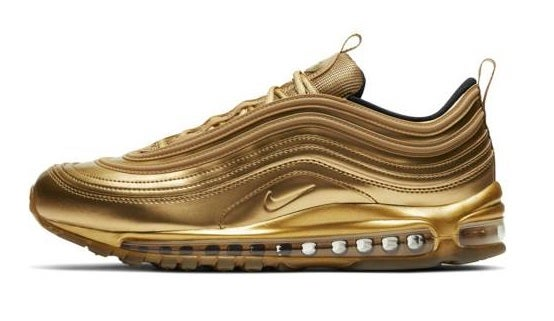 """Image of Air Max 97 QS """"Olympic Pack - Gold Medal"""""""
